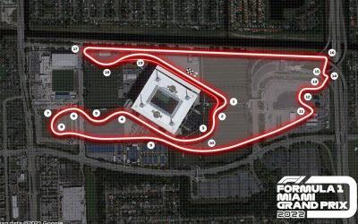 En 2022, la Fórmula 1 tendrá competencia en un circuito callejero de Miami